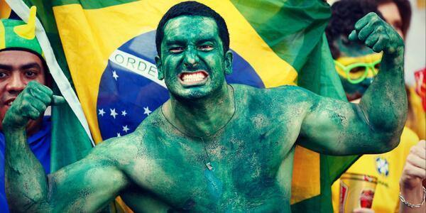 برزیل و فوتبال
