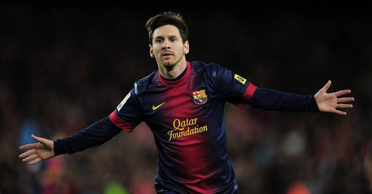 لیونل مسی محبوب ترین بازیکن جهان