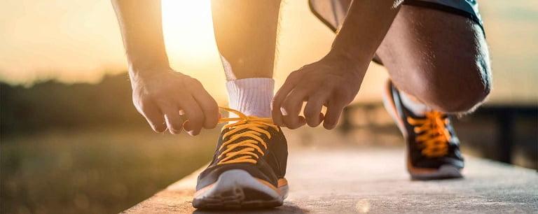 شروع ورزش پیاده روی