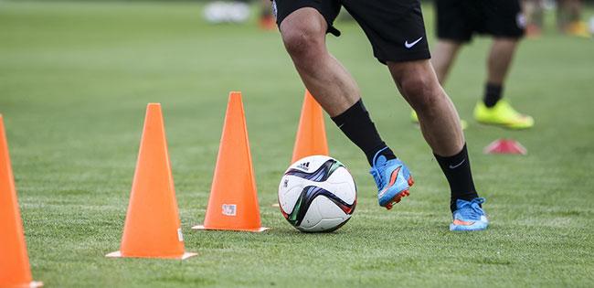برنامه ریزی تمرین فوتبال
