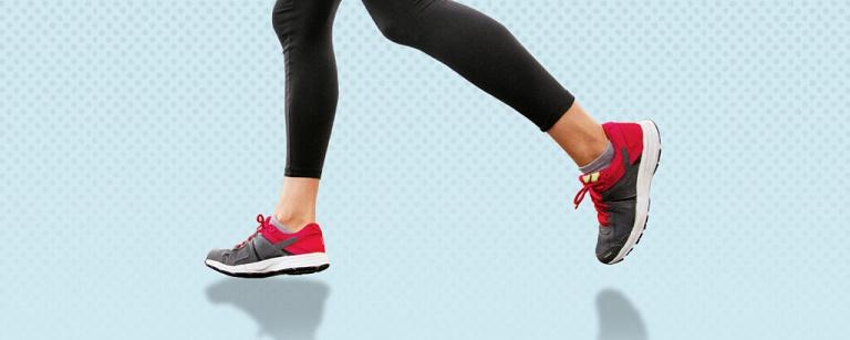اصول صحیح پیاده روی برای کاهش وزن