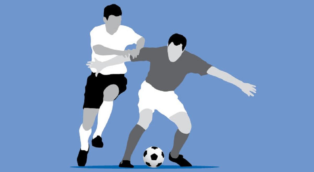 آموزش حفظ توپ در فوتبال